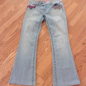Choice Calvin Klein embroidered jeans 31